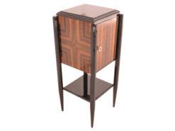 Macassar Art Deco Bar Small Bar Cabinet, Luxury Furniture, Design Furniture, Art Deco Furniture, Art Deco Bars, Interior Design, Custom Furniture