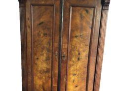 Antique closet