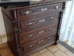 Antique Wood Commode