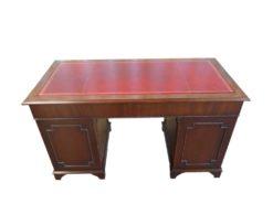 Victorian Wood Desk