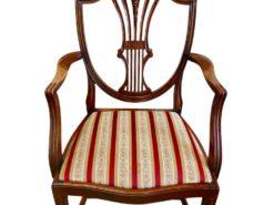 Antique Hepplewhite Armchair