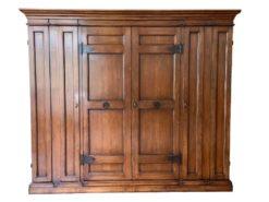 Italian Wood Cabinet