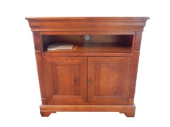 Cherry Wood TV Cabinet