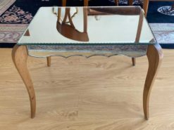 Couch Table with a mirror surface