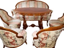 Restored Louis Philippe Couch-Suite