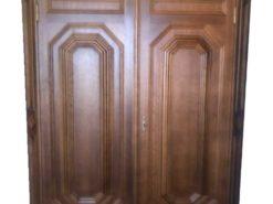 Solid Oak Wood Cabinet