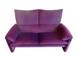 Striped Cassina Designer Sofa