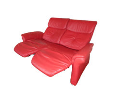 Himolla Leather Couch