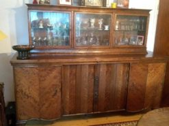Art Déco Display Cabinet from the early 20th century
