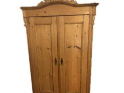 Antique Wood Closet