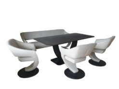 Modern Dining Room Table With Chairs