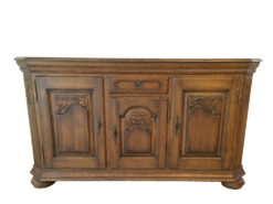 Front View Commode