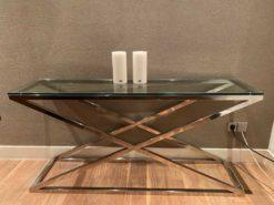Living Room Designer Glass Table