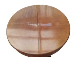 Ajustable Antqiue Wood Table