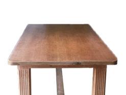 Antique Massive Pinewood Table