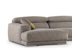 Roche Bobois Designsofa UPSIDE IN Grey