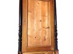 Wood Cabinet From The Gründerzeit Era