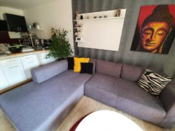 Large Corner Couch Made By Tom Tailer