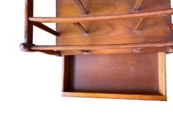 Antique Canterybury Made Of Solid Wood