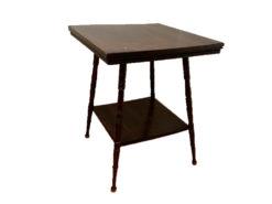 Antique Side Table From The Gründerzeit Era