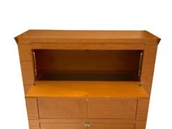 Designer Wood Bar Cabinet, Made by GIORGETTI