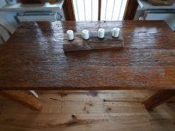 Dining Room Table Made Of Solid Wood