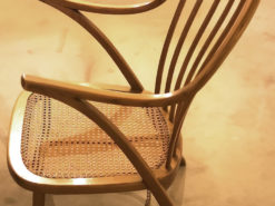 Danish Chairs from the 50s Made Of Solid Wood
