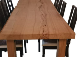 Handmade Dining Room Table, Made Of Solid Beechwood