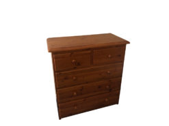 Drawer-Commode, Country-Style, Made Of Solid Wood