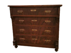 Chest of Drawer, Made Of Solid Wood
