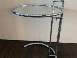 Adjustable Designer Table E 1027, Eileen Gray, Classi Con