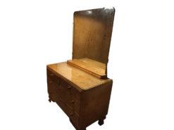 Complete Bedroom Furniture Set, Handmade, Solid Wood