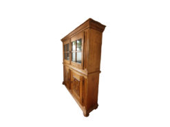 Handmade Antqiue Display Cabinet, Made Of Solid Wood