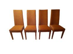 4 Lloyd Loom Dining Room Chairs