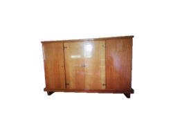 Bedroom Closet, Vintage, Solid Wood