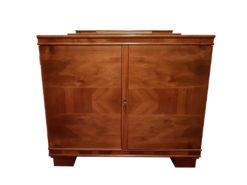 Sideboard With Beautiful Wood Veneer