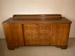 Vintage Sideboard, Made Of Solid Wood