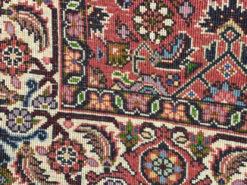 Handmade Carpet, Pakistan, Grey-Red