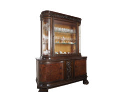Antique Display Cabinet, 1920s