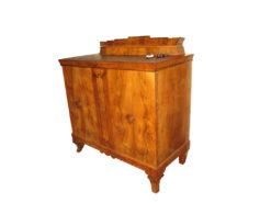 Antique buffet, Handmade, 1920, Walnut Wood