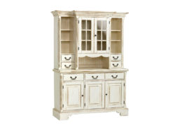 Buffet »Oxford«, Shabby Style, Solid Spruce Treewood