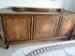 Antique Sideboard, Gründerzeit, Solid Wood