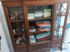 Italian Designer Display Cabinet, Vintage