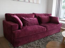 Velvet Sofa By BOCX Interiors, Designer Furniture