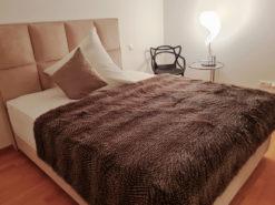 Box Spring Bed, 160x200 cm, Mattress Firmness: Medium