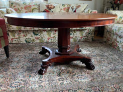 Antique Coffee Table, Solid Wood