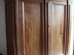 Gründerzeit Cabinet, Solid Oakwood