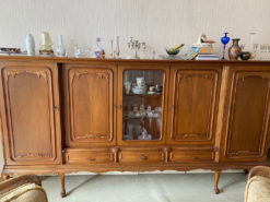 Chippendale Sideboard, Solid Wood