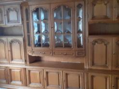 Wall Unity, Living Room, Solid Wood