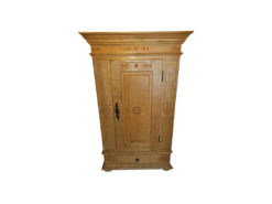Oak Wood Closet, Solid Wood, Country Style